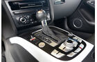 Audi RS 5, Schalthebel, Schaltung