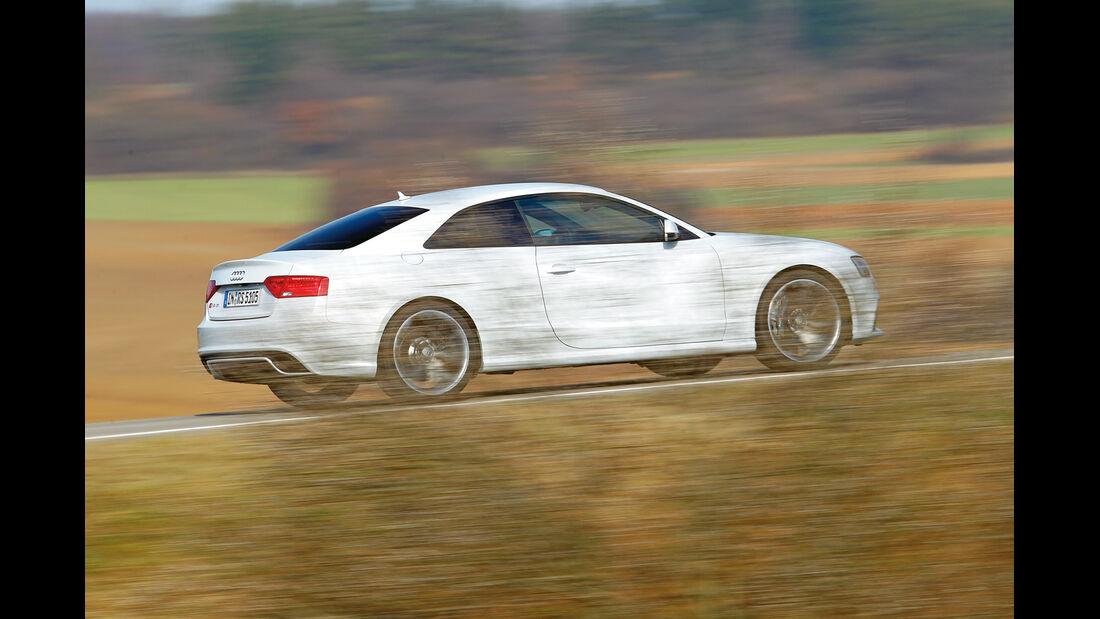 Audi RS 5, Seitenansicht