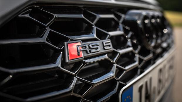 Audi RS 5 Sportback, Exterieur