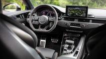 Audi RS 5 Sportback, Interieur