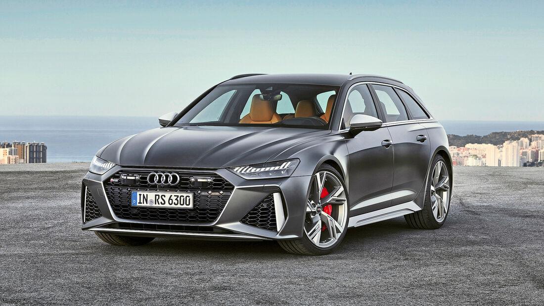 Audi RS 6, Autonis 2020