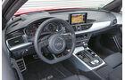 Audi RS 6 Avant, Cockpit