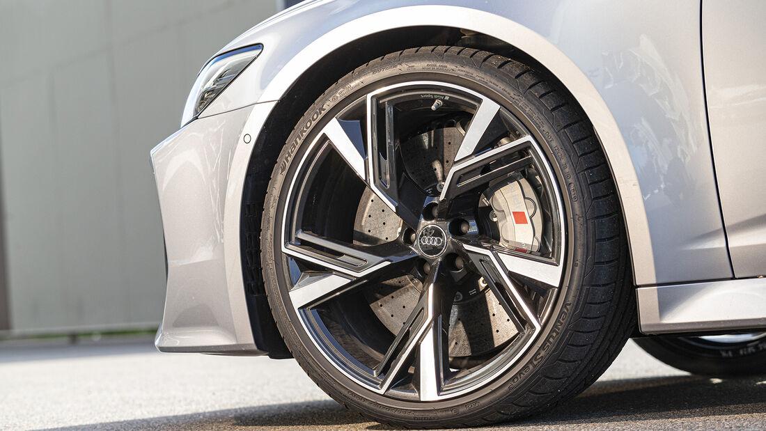 Audi RS 6 Avant, Exterieur