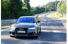 Audi RS 6 Avant, Frontansicht, Nordschleife