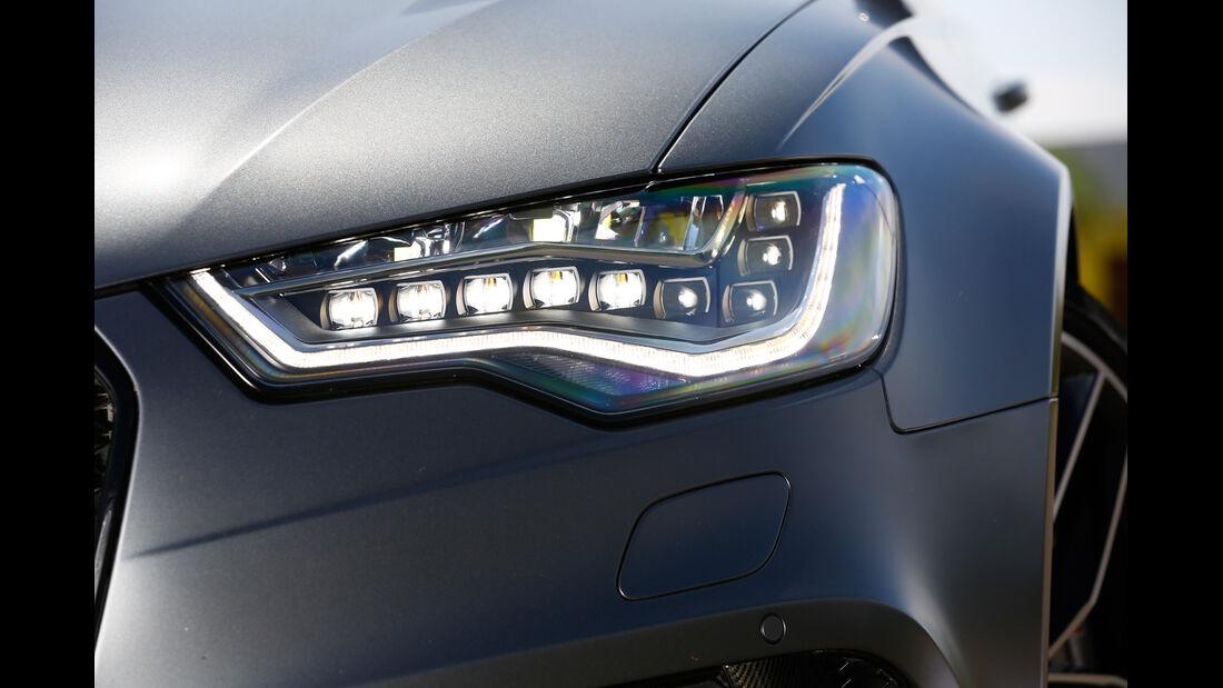 Audi RS 6 Avant, Frontscheinwerfer