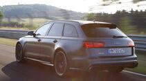 Audi RS 6 Avant, Heckansicht