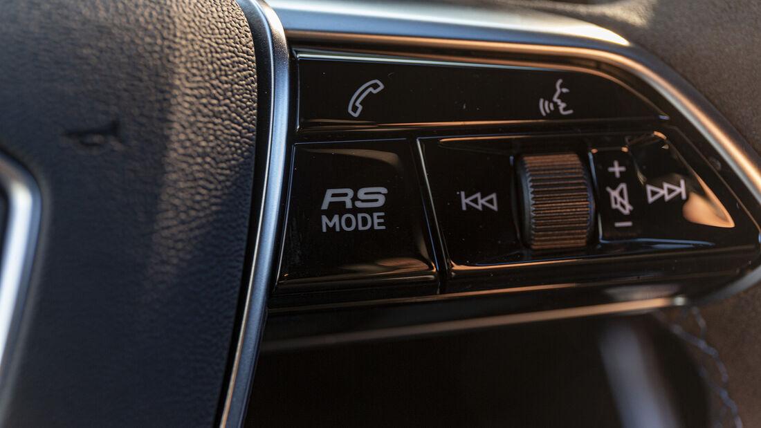 Audi RS 6 Avant, Interieur