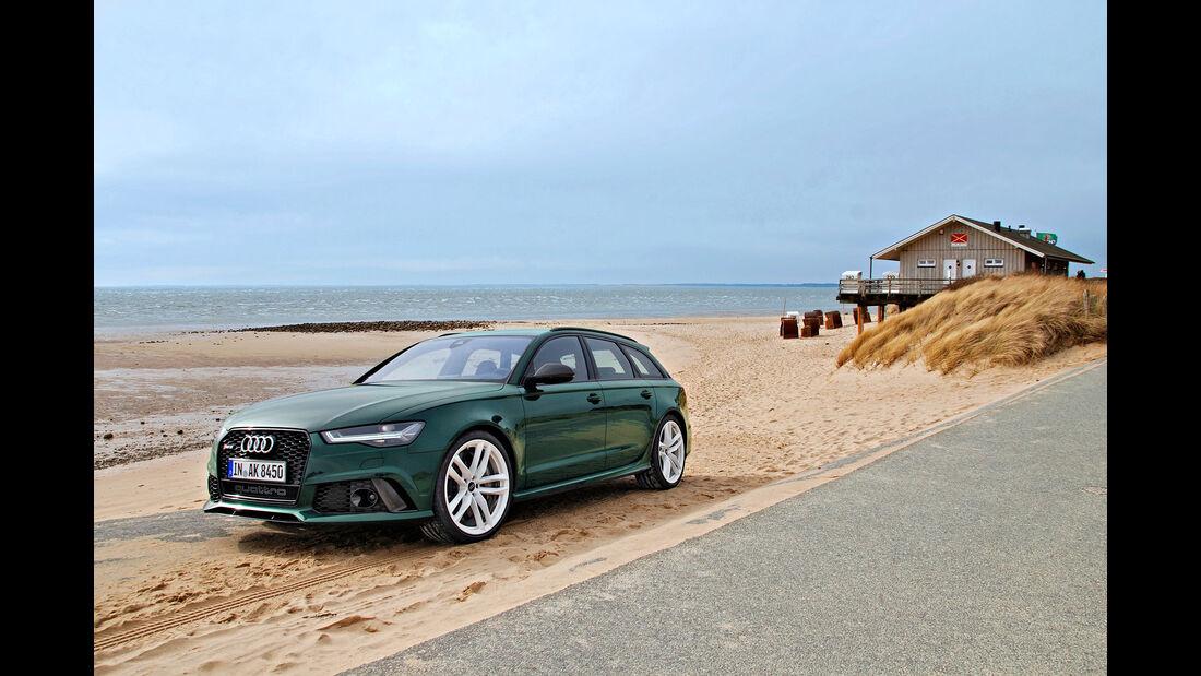 Audi RS 6 Avant - Kombi - Dauertest