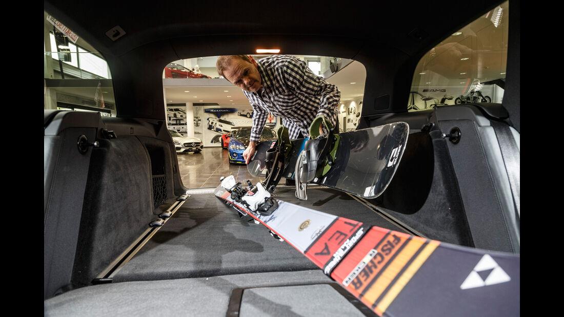 Audi RS 6 Avant, Ladefläche