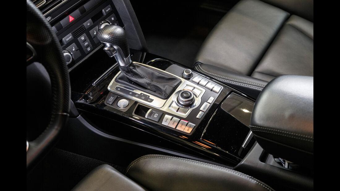 Audi RS 6 Avant, Mittelkonsole