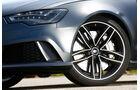 Audi RS 6 Avant, Rad, Felge, Bremse