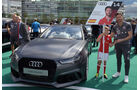 Audi RS 6 Performance - Xabi Alonso - FC Bayern München - Dienstwagen