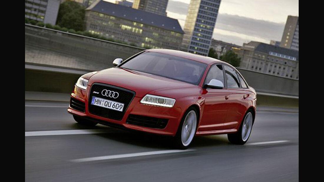 Audi RS 6 Sonderedition