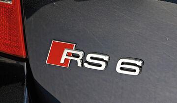 Audi RS 6, Typenbezeichnung