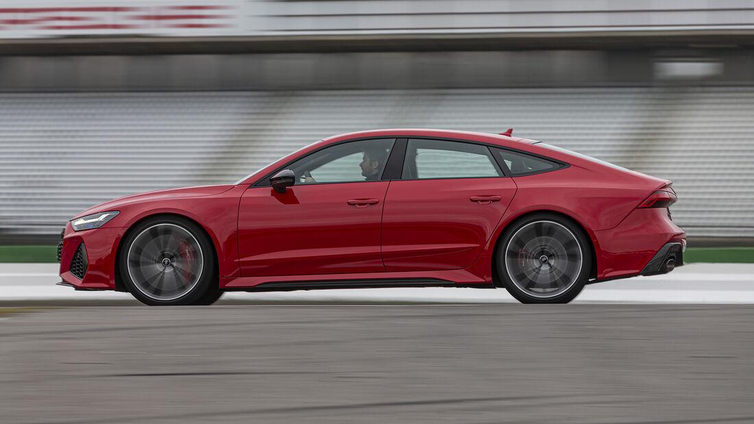 Audi RS 7 Sportback, Exterieur