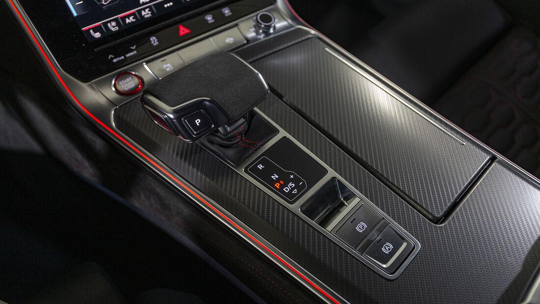 Audi RS 7 Sportback, Interieur