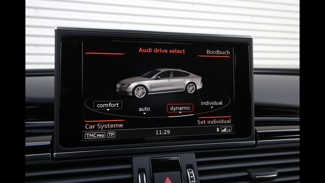 Audi RS 7  Sportback, Monitor, Infotainment