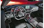 Audi RS 7 Sportback Performance, Cockpit