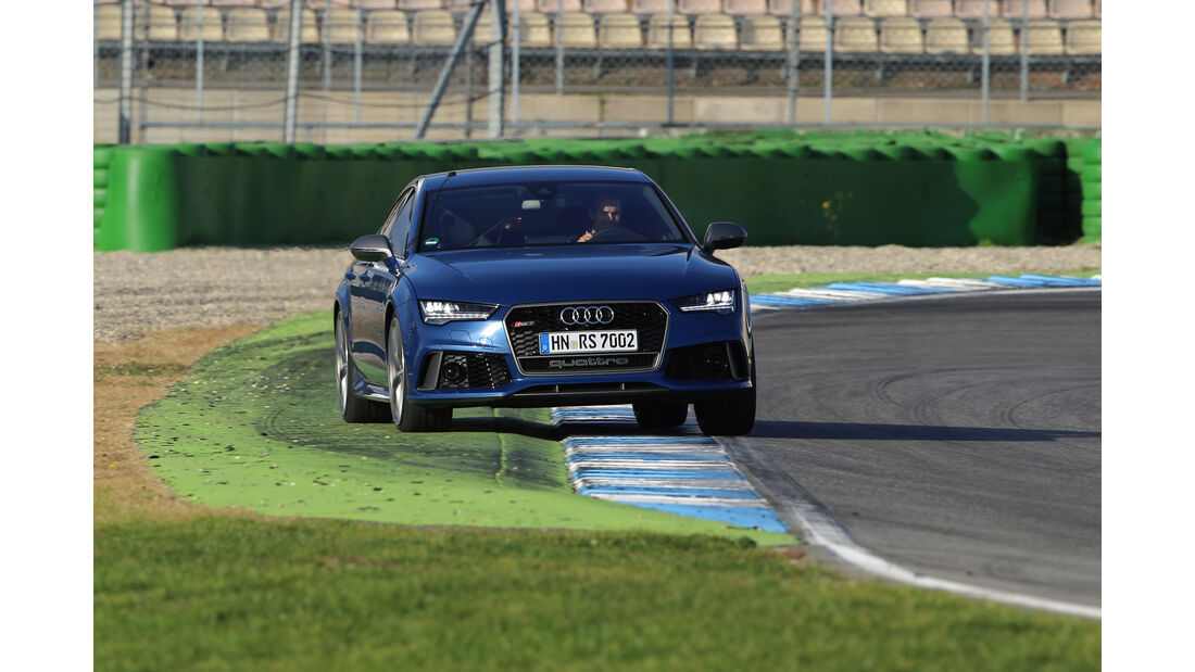 Audi RS 7 Sportback Performance, Frontansicht