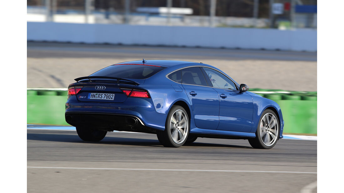 Audi RS 7 Sportback Performance, Heckansicht