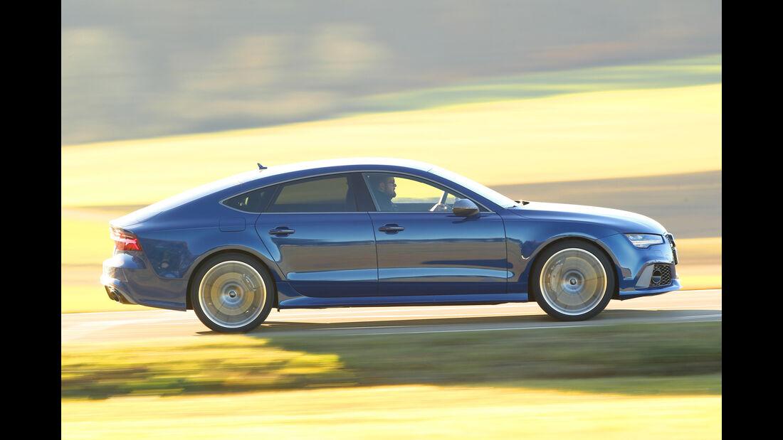 Audi RS 7  Sportback, Seitenansicht