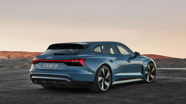 Audi RS E-Tron GT Avant Sportback