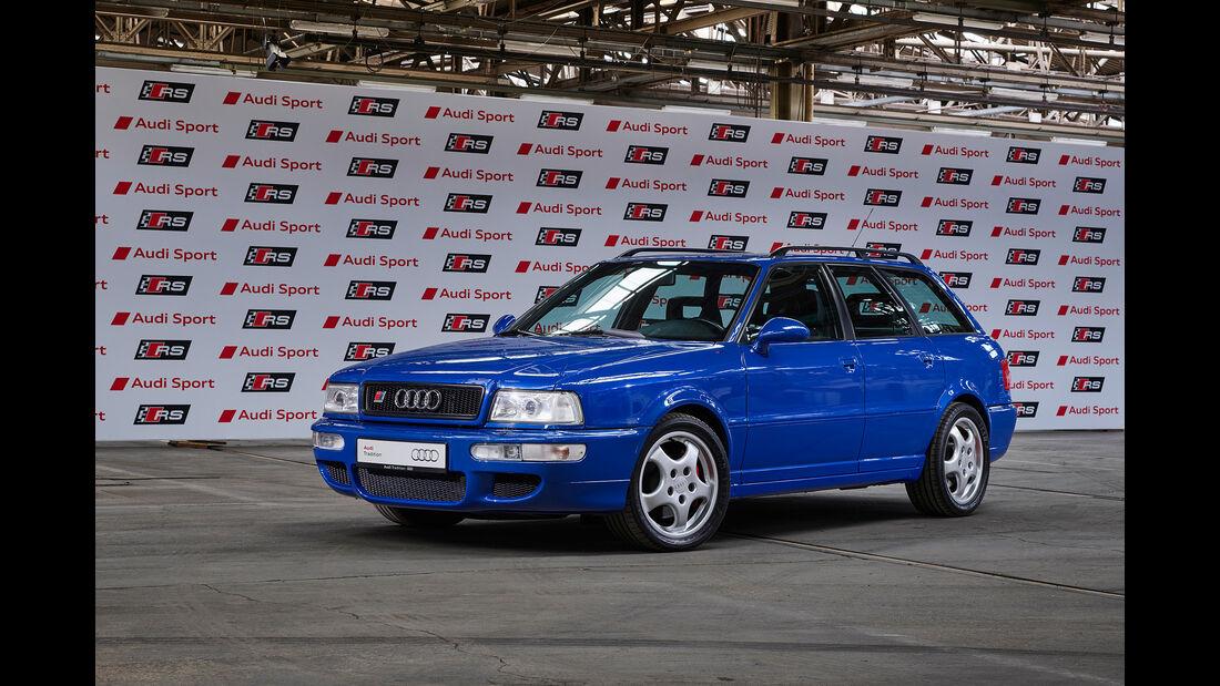 Audi RS-Modelle, 25 Jahre Audi RS, Audi RS2