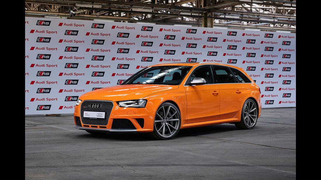 Audi RS-Modelle, 25 Jahre Audi RS, Audi RS4