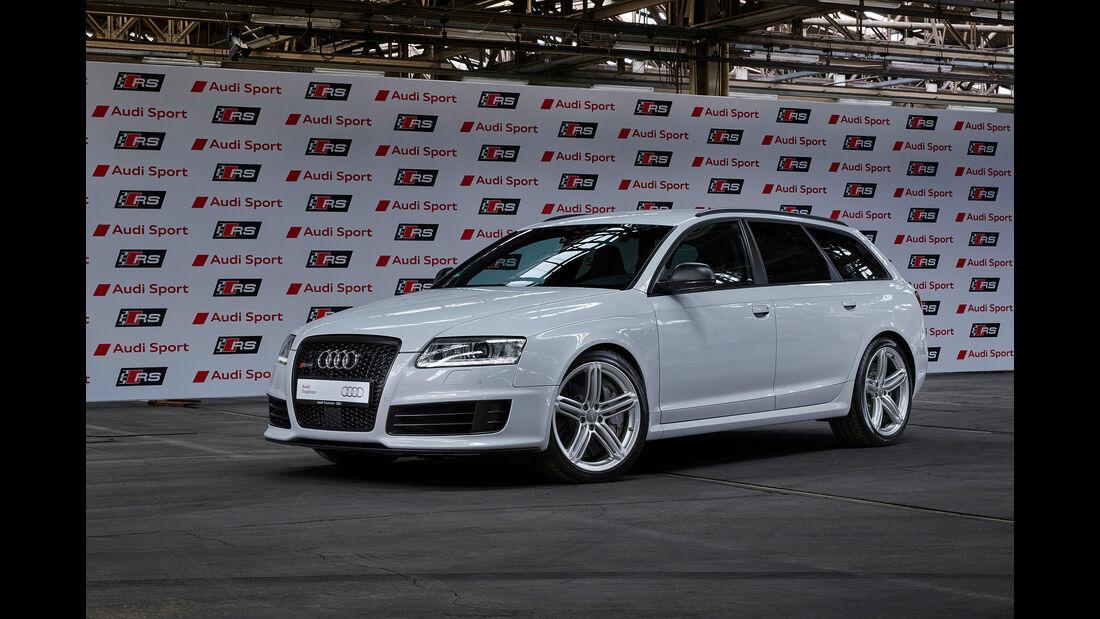 Audi RS-Modelle, 25 Jahre Audi RS, Audi RS6