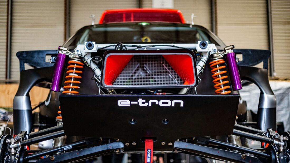 Audi RS Q e-tron - Rallye Raid - Dakar-Rennwagen - 2021