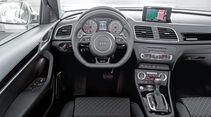 Audi RS Q3, Cockpit, Lenkrad