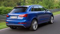 Audi RS Q3, Heckansicht