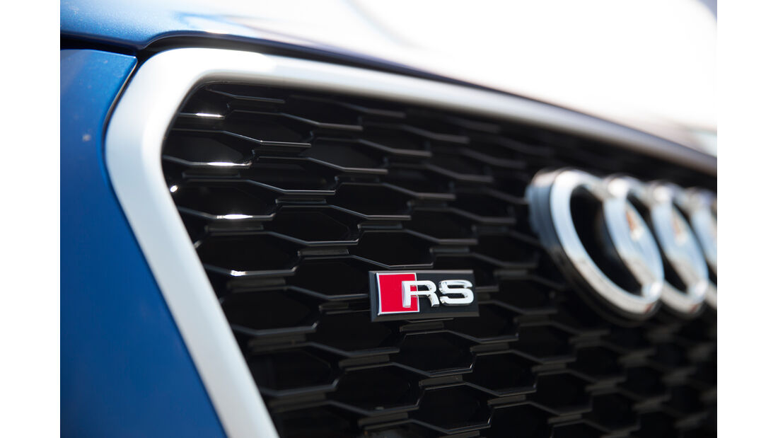 Audi RS Q3, Kühlergrill
