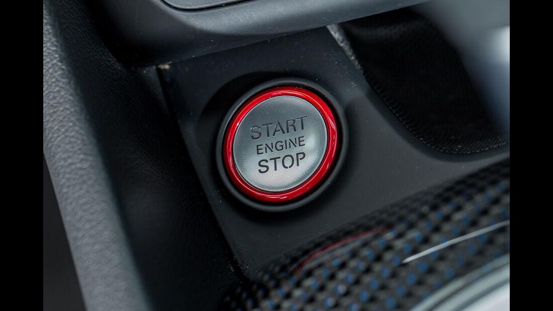 Audi RS Q3 Performance, Bedienelement