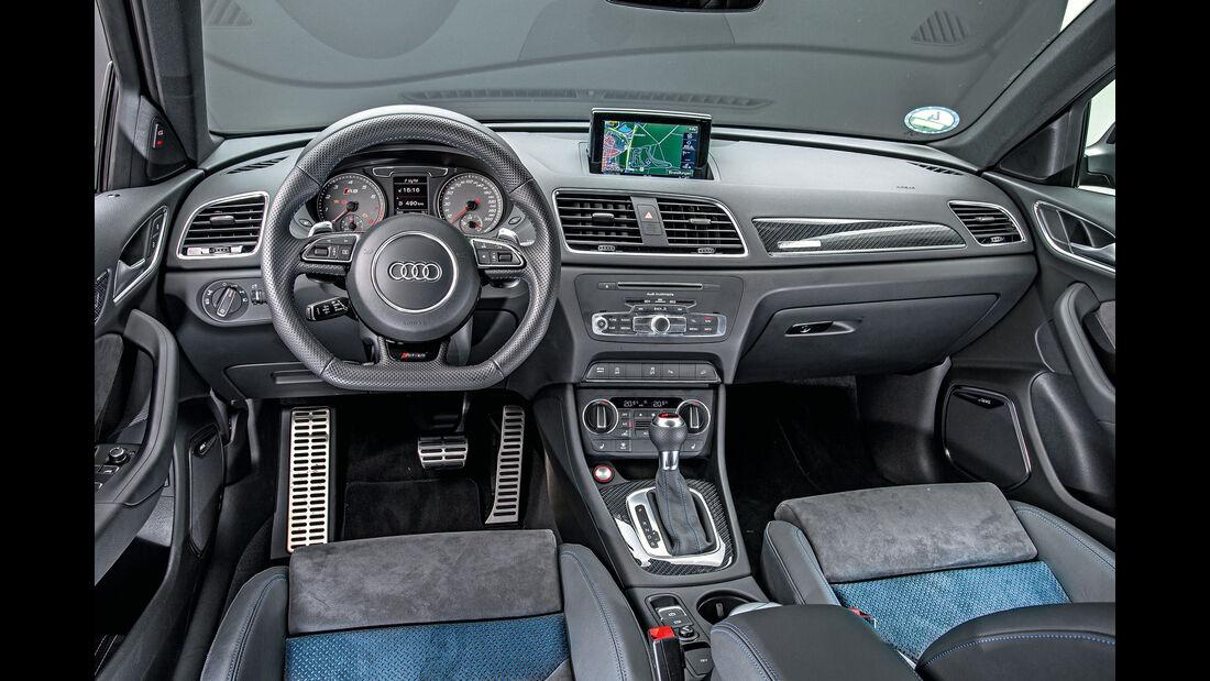 Audi RS Q3 Performance, Cockpit