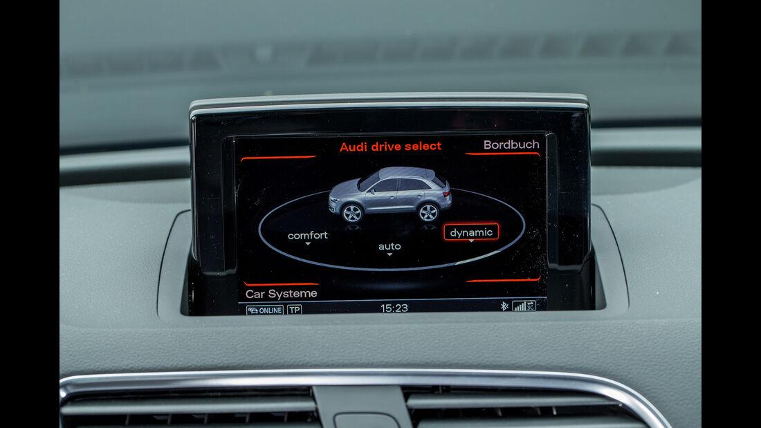 Audi RS Q3 Performance, Display