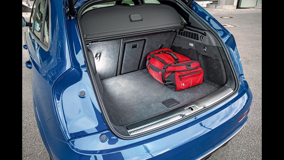 Audi RS Q3 Performance, Kofferraum