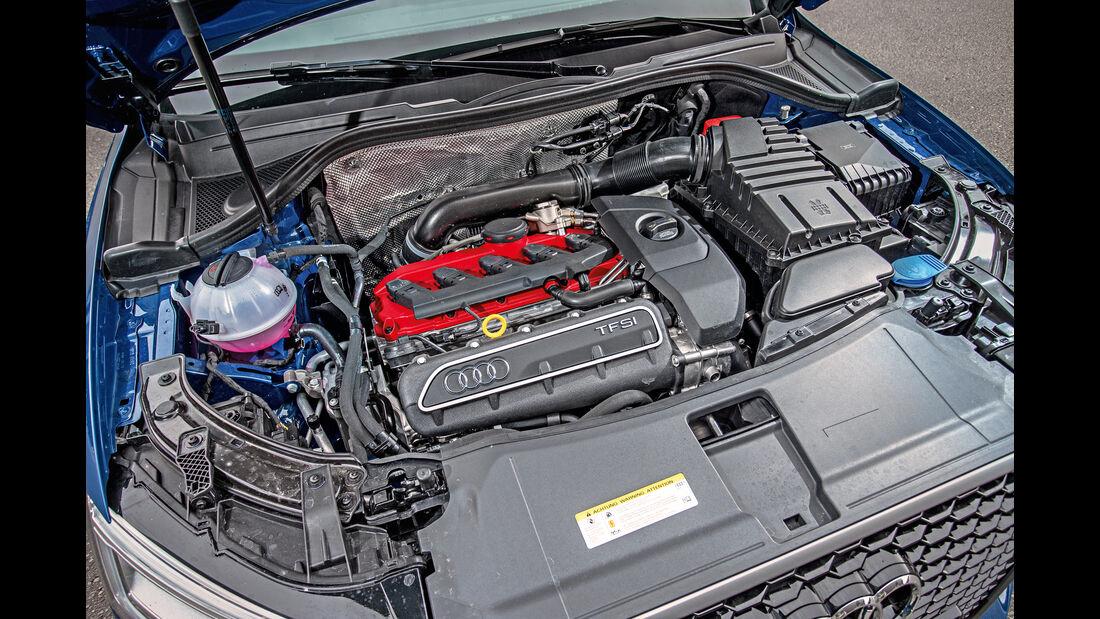 Audi RS Q3 Performance, Motor
