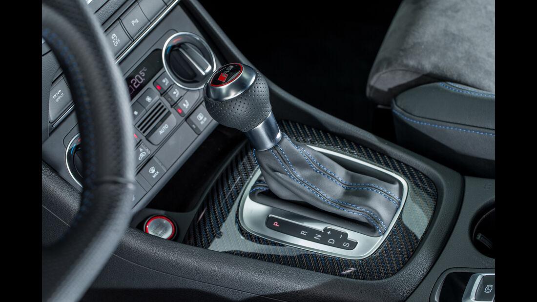 Audi RS Q3 Performance, Schaltung