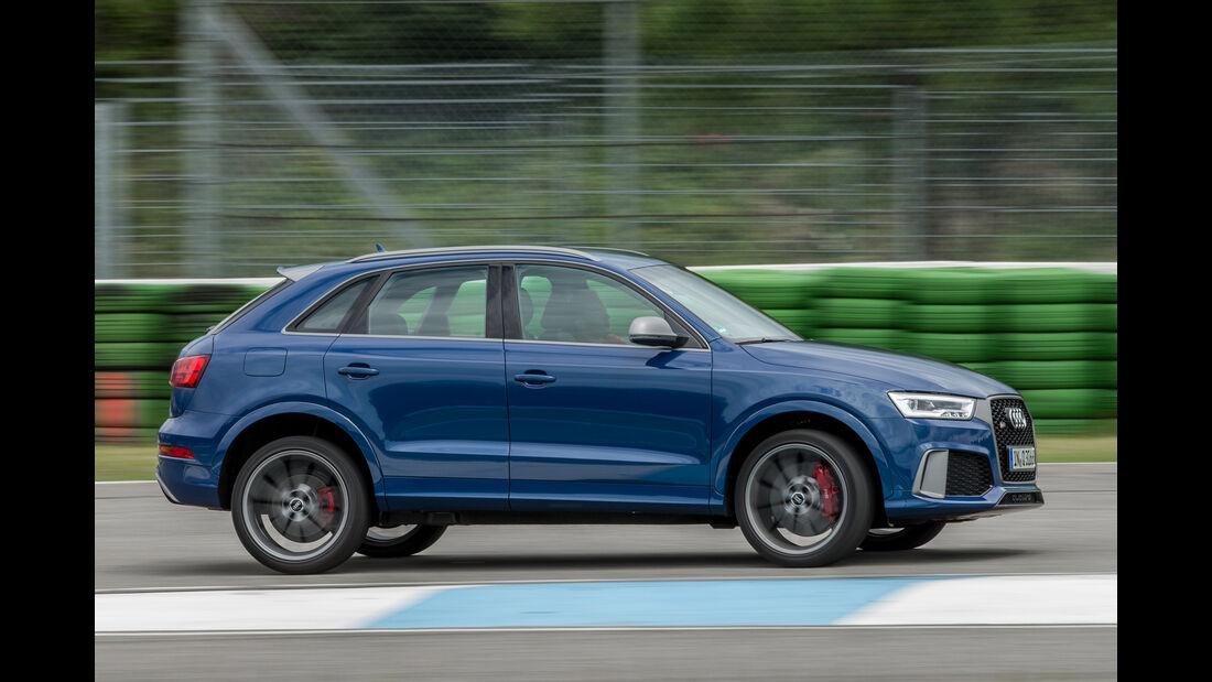 Audi RS Q3 Performance, Seitenansicht