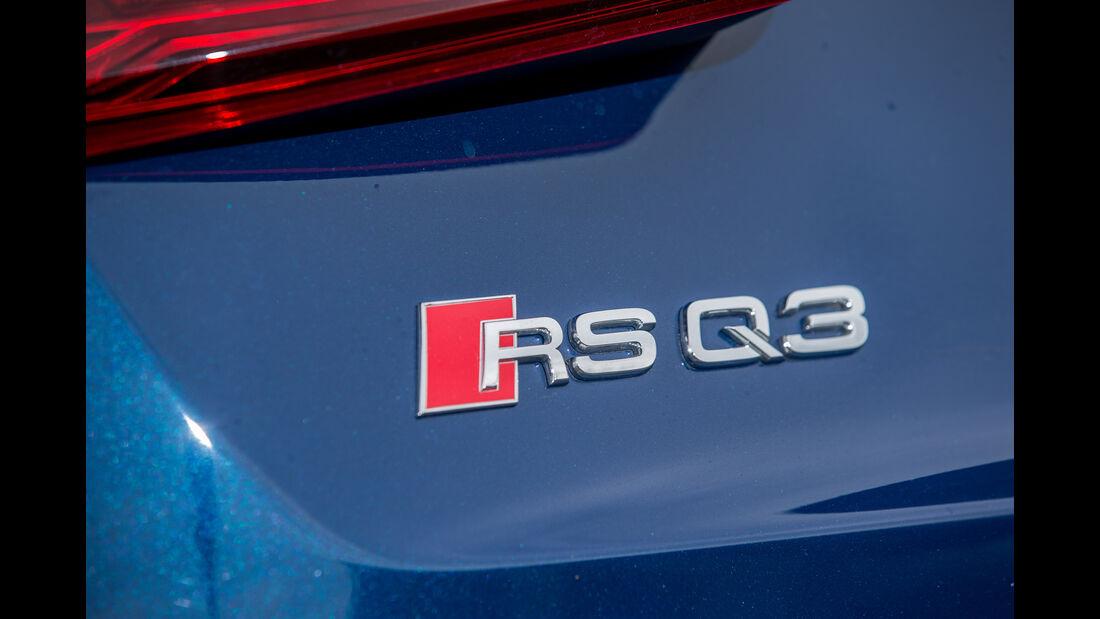 Audi RS Q3 Performance, Typenbezeichnung