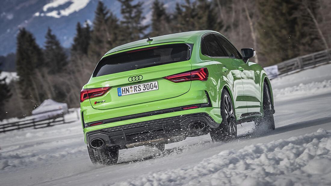 Audi RS Q3 Sportback, Exterieur