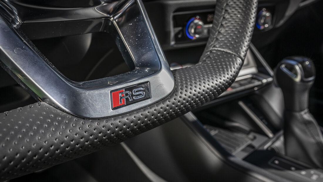 Audi RS Q3 Sportback, Interieur