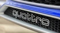 Audi RS Q3, Typenbezeichnung, quattro