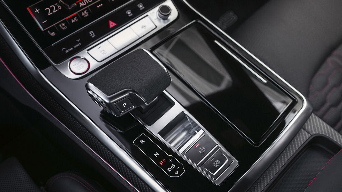 Audi RS Q8, Interieur