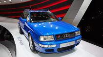 Audi RS2 Avant, Genfer Autosalon, Messe, 2014