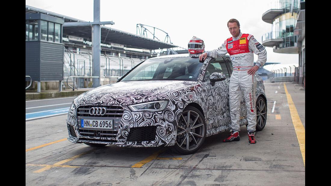 Audi RS3 2015, Erlkönig