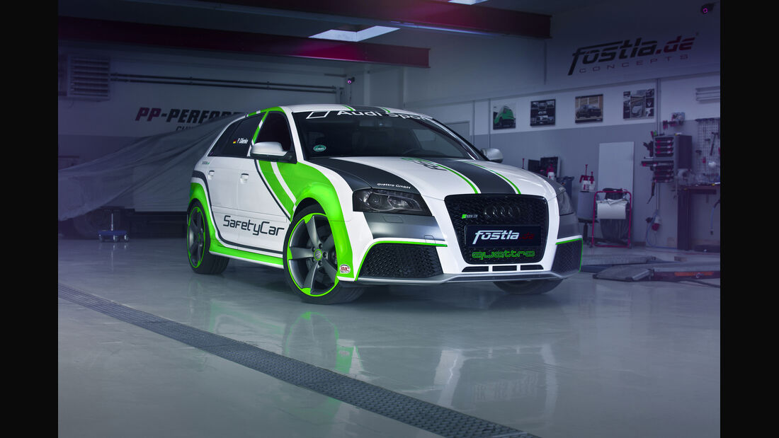 Audi RS3 Fostla.de Safety Car