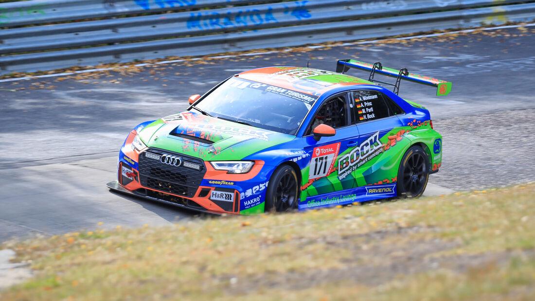 Audi RS3 LMS - Bonk Motorsport - Startnummer #171 - Klasse: TCR - 24h-Rennen - Nürburgring - Nordschleife - 24. bis 27. September 2020