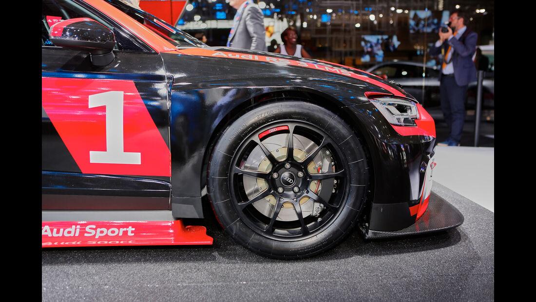 Audi RS3 LMS Paris 2016